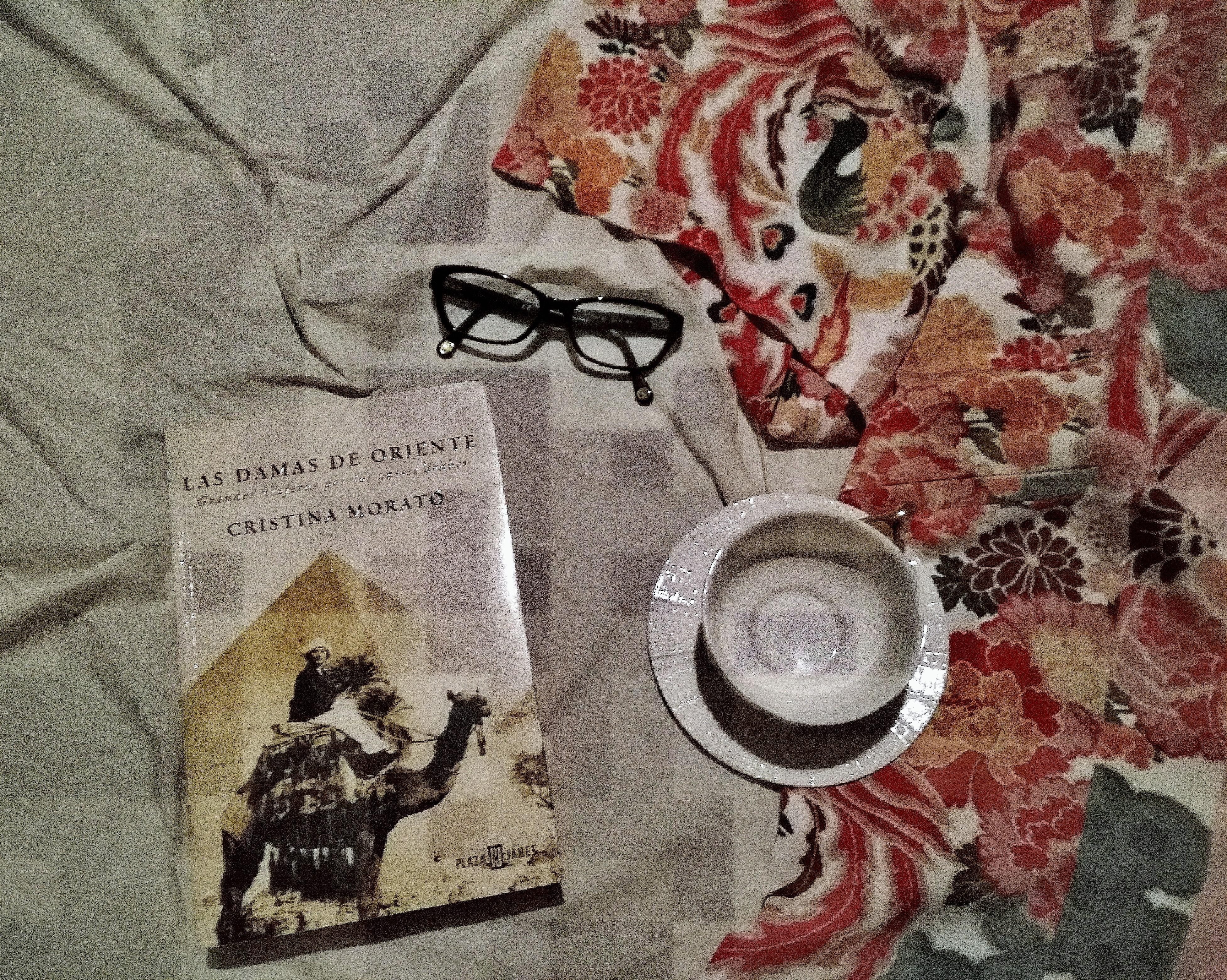 libro Las damas de Oriente