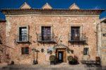 Salinas de Imón un hotel apto para reyes