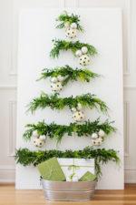 Siete propuestas originales para el árbol de Navidad
