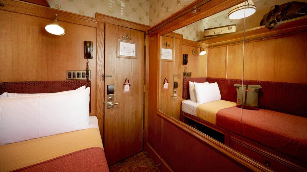 Jane Hotel standard cabin