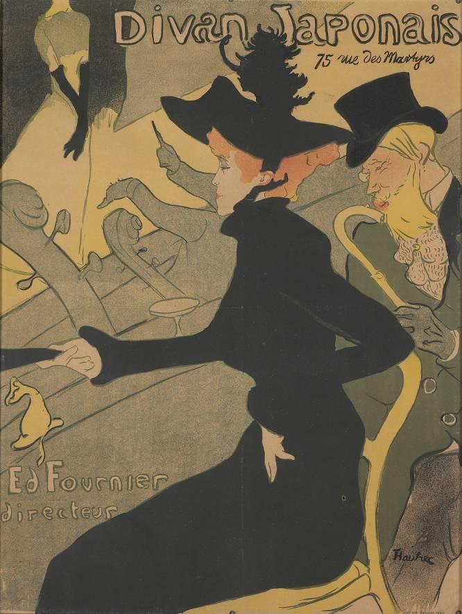cartel de Toulouse-Lautrec