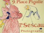 Exposición de Toulouse-Lautrec en la Fundación Canal