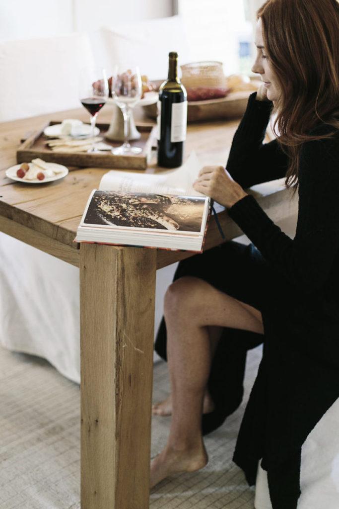 cuidarse comiendo bebiendo y leyendo