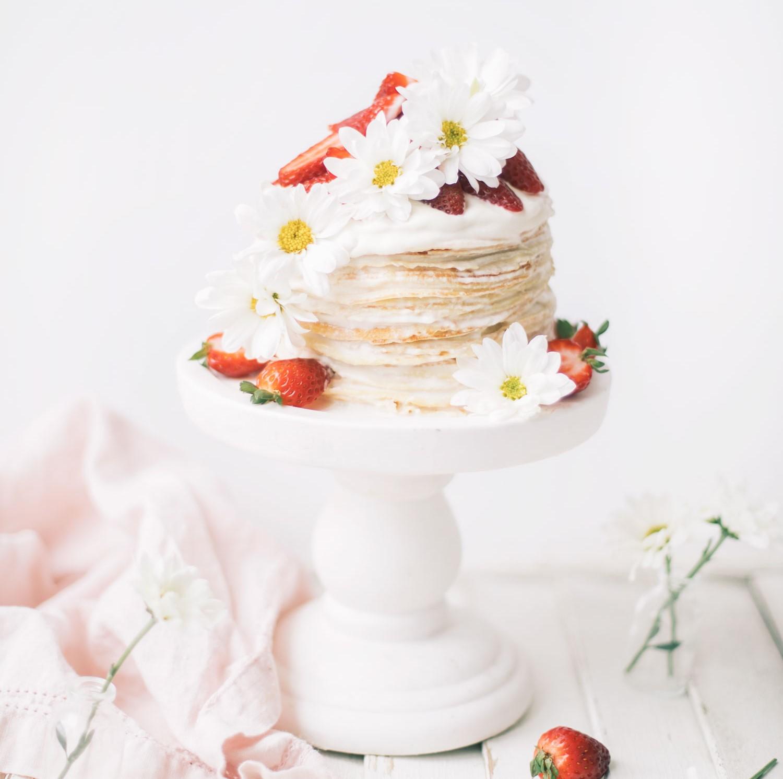 Fuerza de voluntad contra un delicioso pastel
