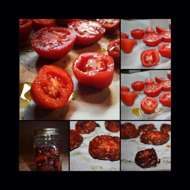 Receta con tomates para los Lunes sin carne