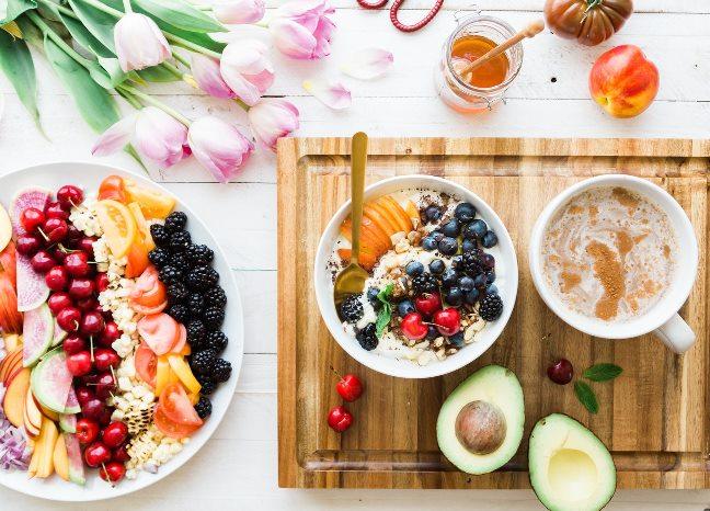 Alimentos para los Lunes sin carne