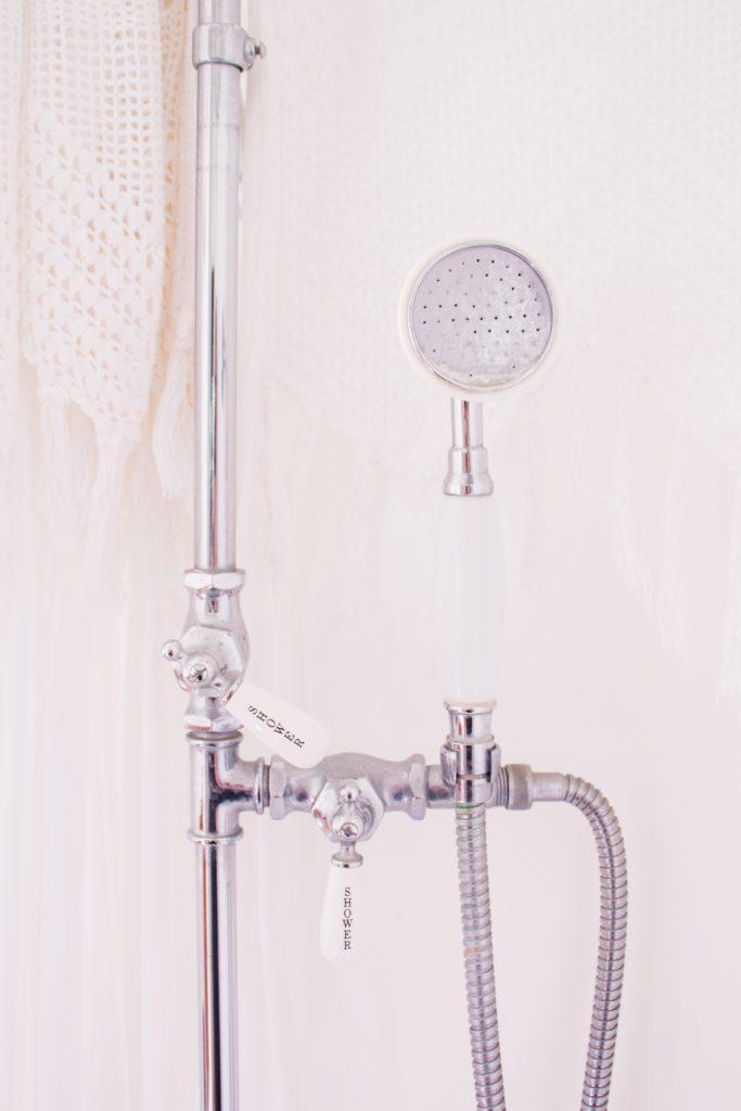 ducha-no-emplear sustancias tóxicas