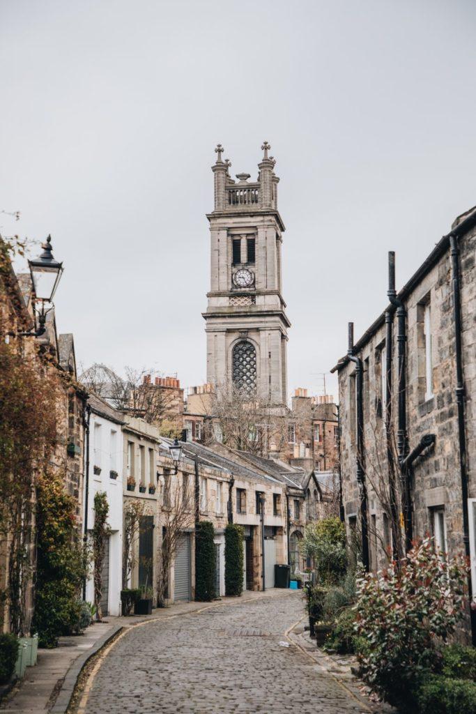 Ciudad de Escocia