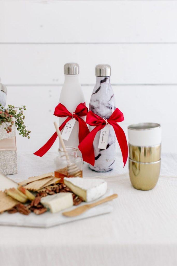 Bebida y comida para sobrevivir a la Navidad