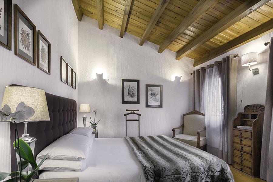 Dormitorio en Molino de Alcuneza