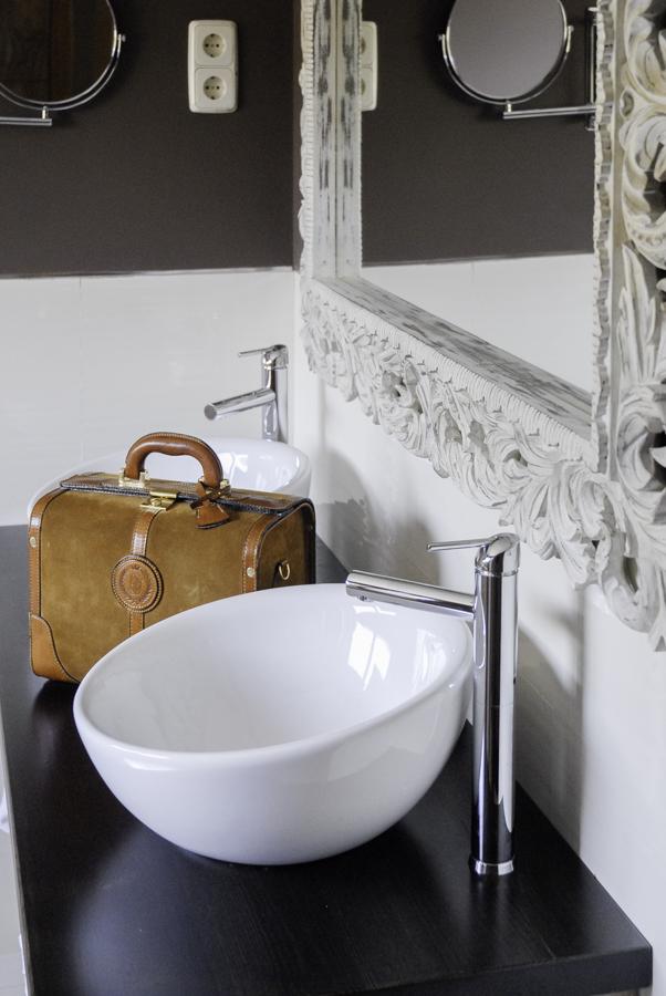 lavabo en Molino de Alcuneza