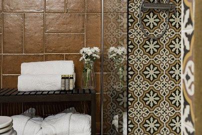 baño en Molino de Alcuneza