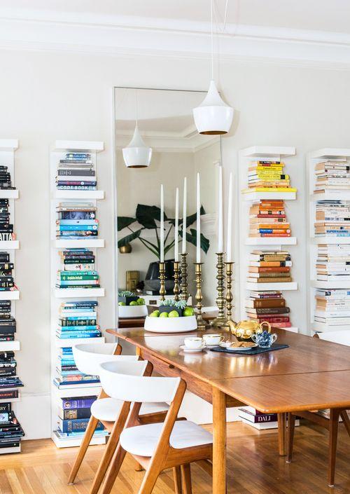 biblioteca de mi casa ideal