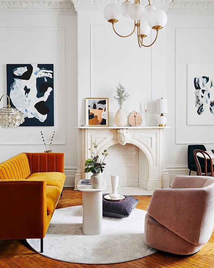 apartamento de Lauren MacLean