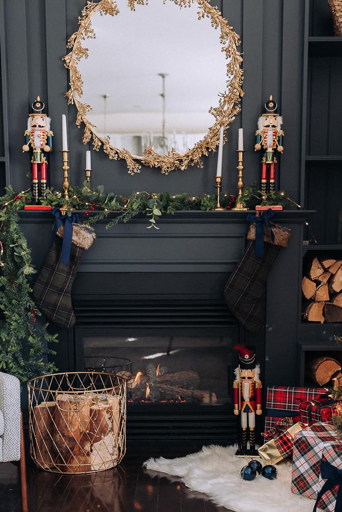 decorar la casa en Navidad
