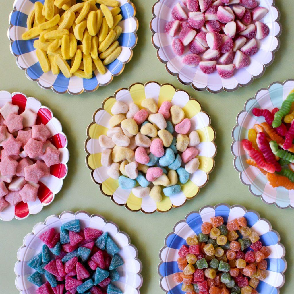 Caramelos para regalar por San Valentín