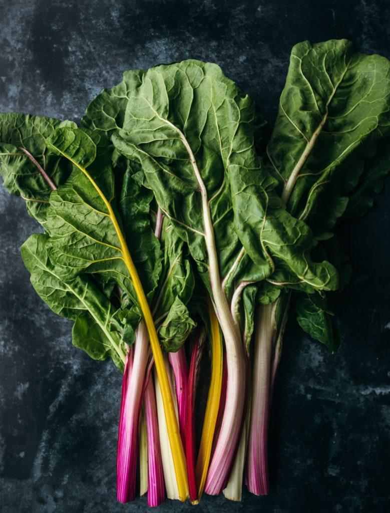 verdura acelgas