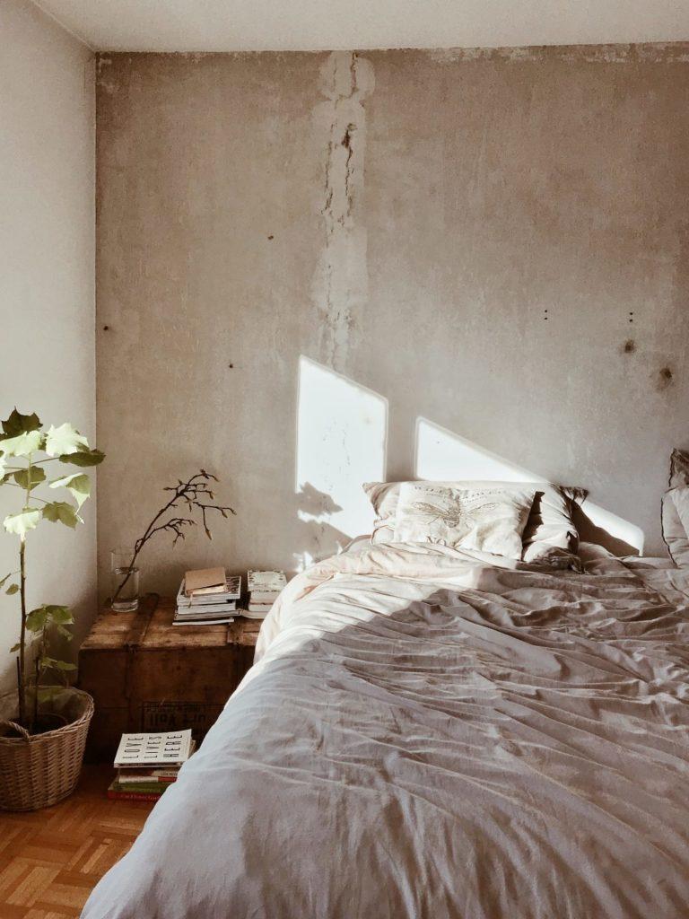 dormitorio estilo lagom